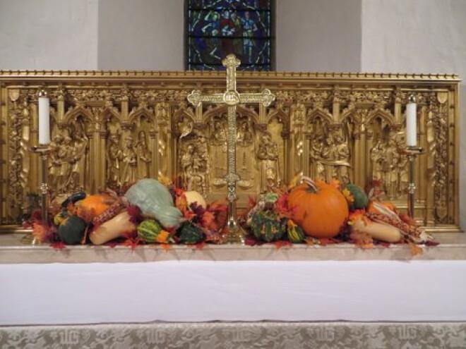 Interfaith Evening of Thanksgiving Gratitude